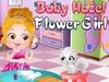 Малышка Хейзел цветочная королева играть