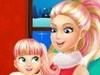 Рождество с Барби играть