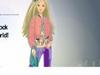 Барби-модель играть