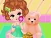 Кудрявая Кукла играть